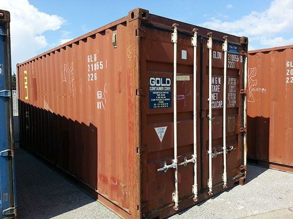 Container classe A