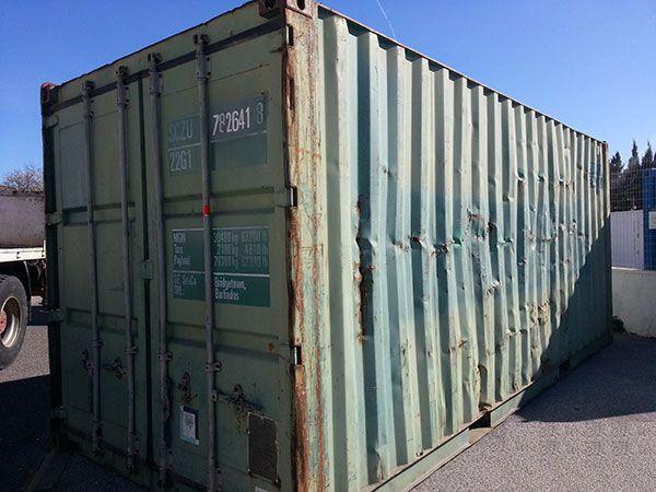 Container classe C