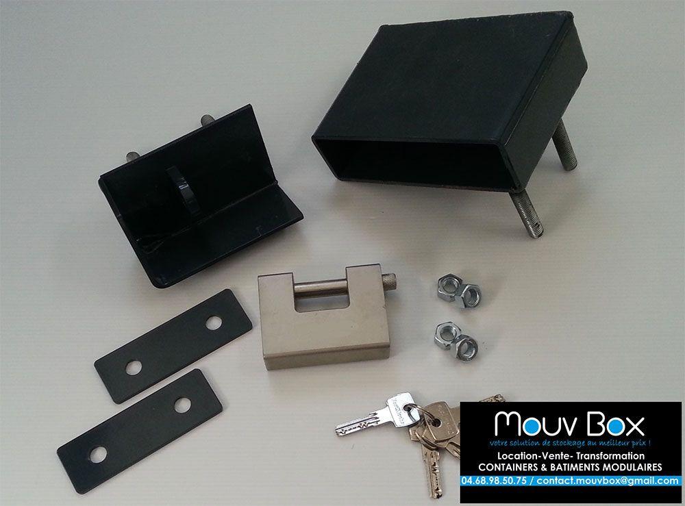 Mouvbox France : Pack Sécurité container