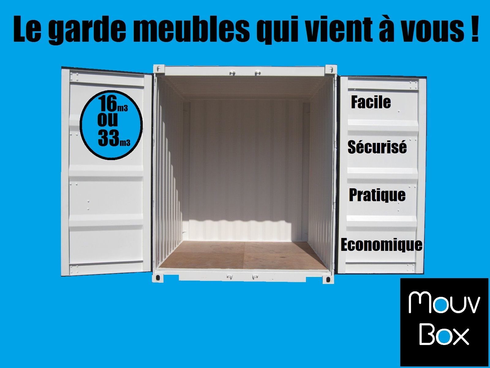 mouvbox france le garde meubles qui vient vous. Black Bedroom Furniture Sets. Home Design Ideas