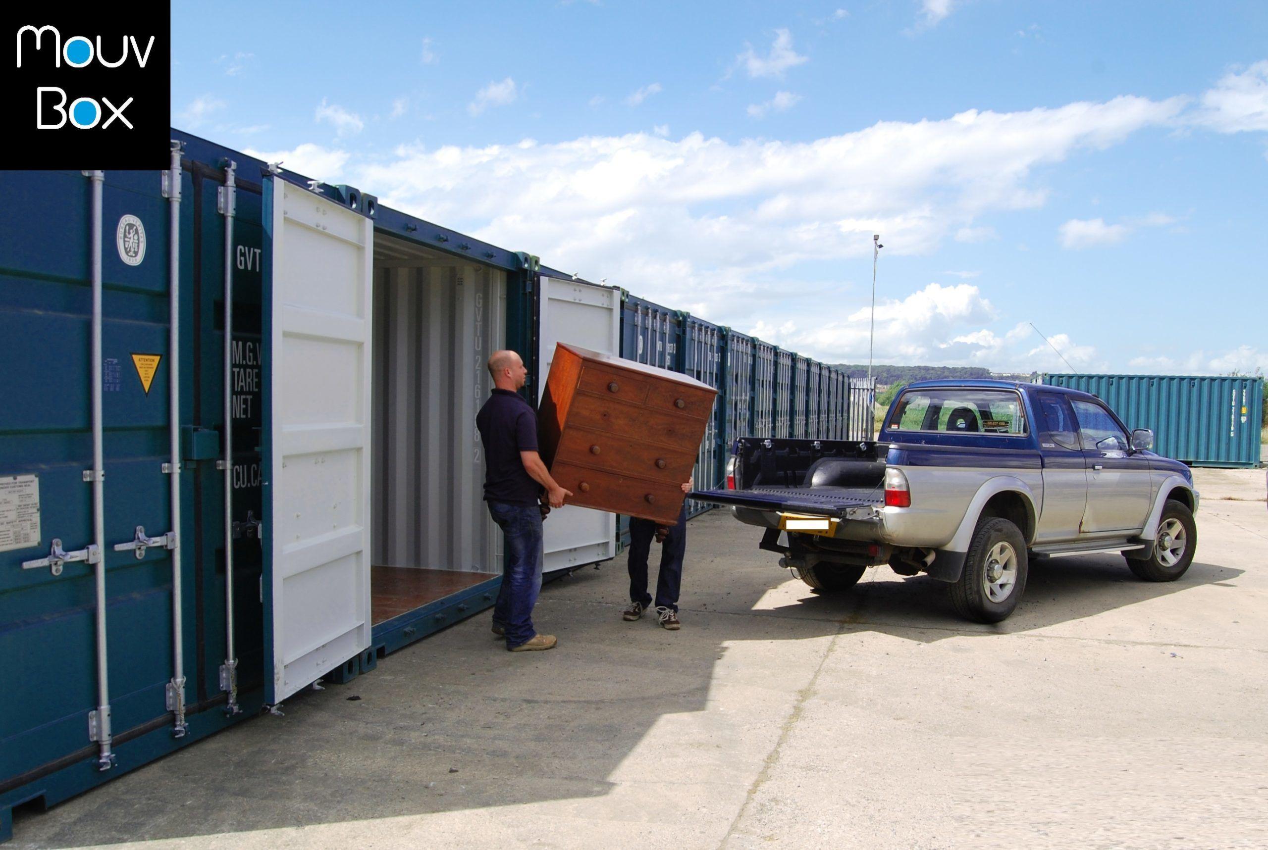 self stockage-garde meubles-container-conteneur-mouvbox
