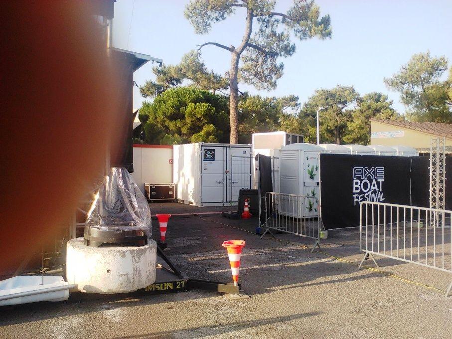 container de stockage, location,