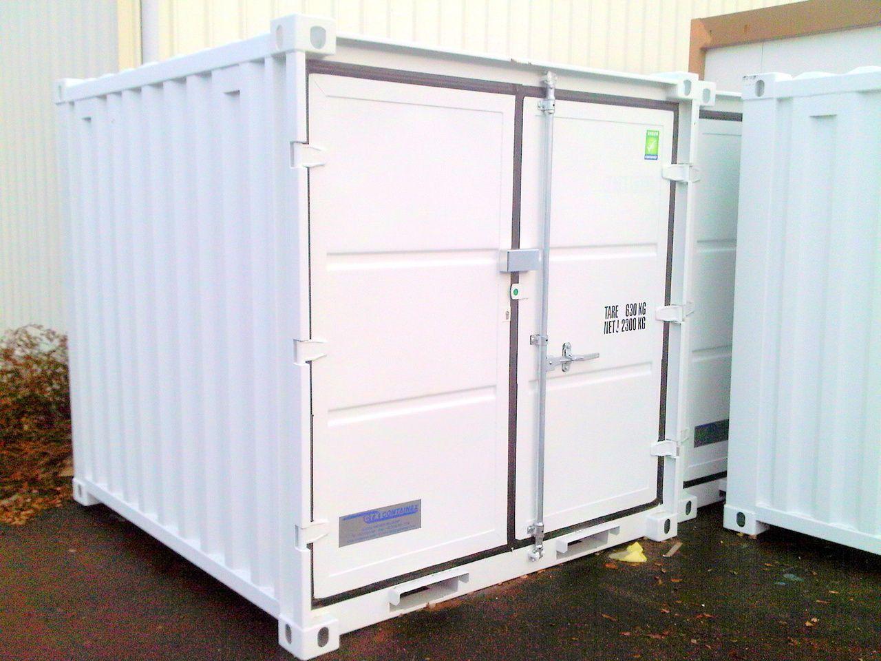 Container stockage 6 pieds , conteneur 6 pieds, container 6ft, conteneur perpignan, container perpignan