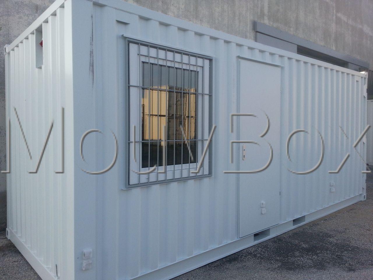 Mouvbox france container 20u2032 dry « neuf » bureau stockage