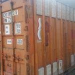 conteneur maritime ventilé