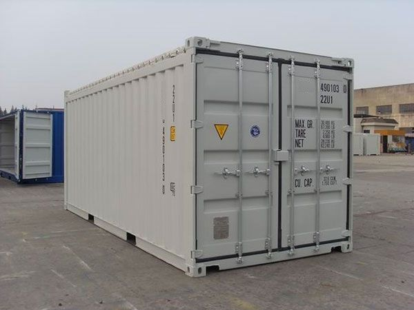 Combien co te un container maritime mouvbox france for Container maritime prix