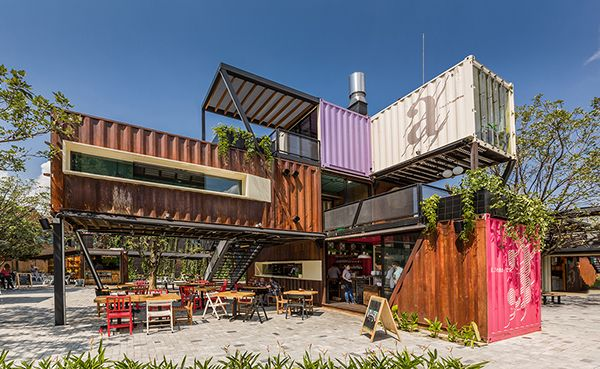 containers restaurant