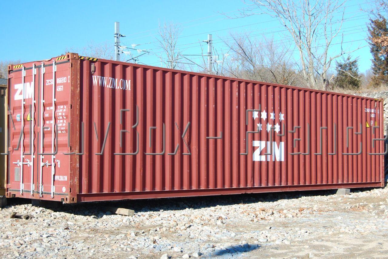 container 40 htc sur cales