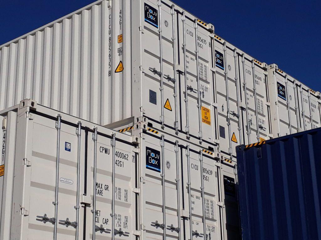 container maritime sur paris et le de france mouvbox france. Black Bedroom Furniture Sets. Home Design Ideas