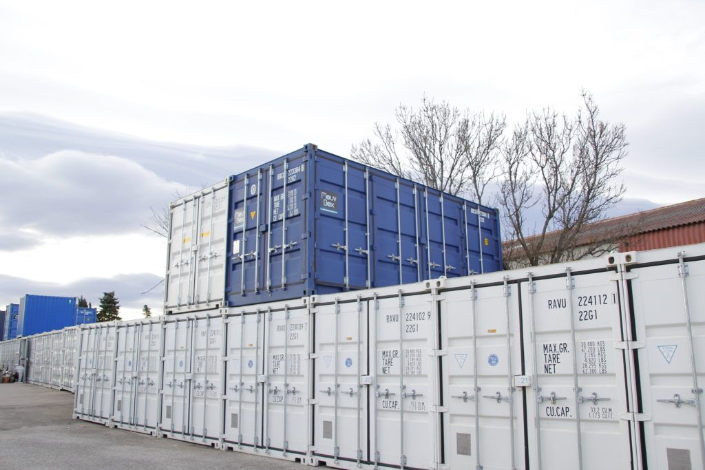 Mouvbox France Containers Bordeaux