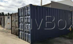 diffence entre container standard et conteneur high cube