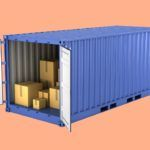 Dimension container maritime