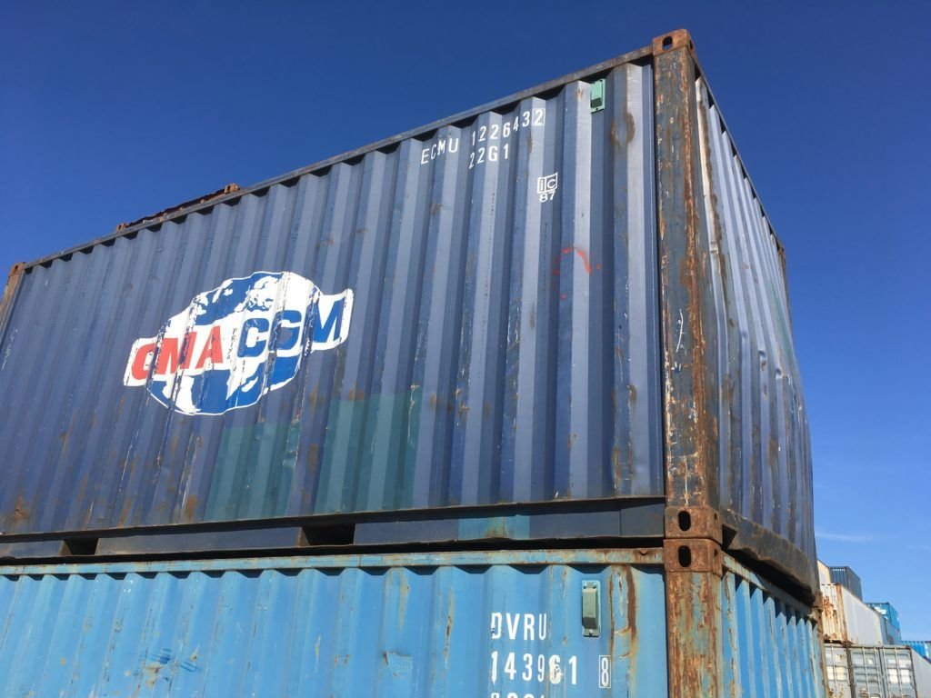 Container Dernier Voyage Achat Containers