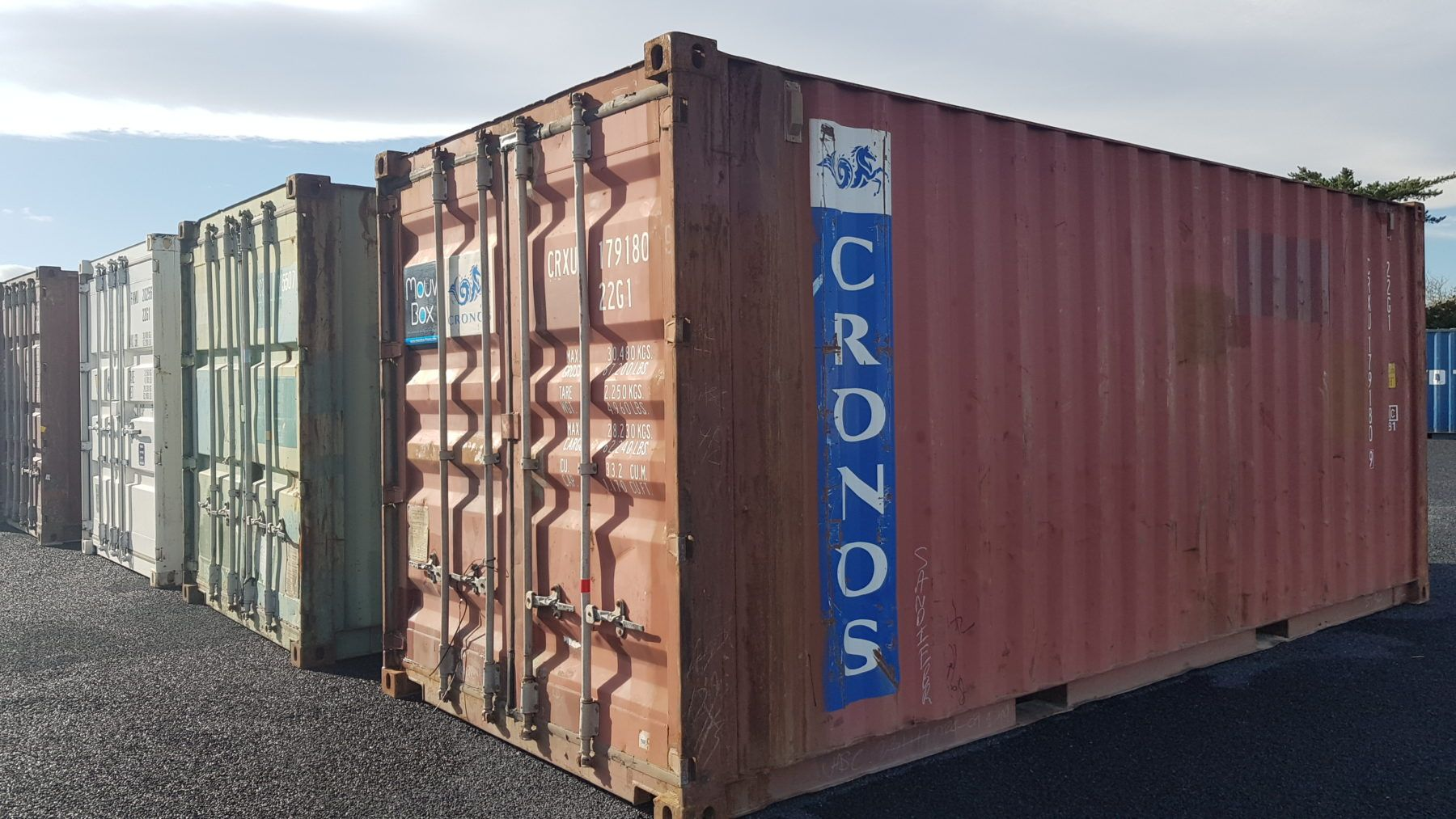 container maritime occasion