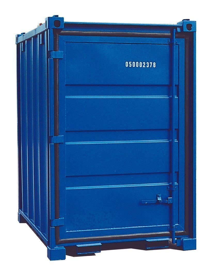 Mini Container stockage 5 pieds une porte