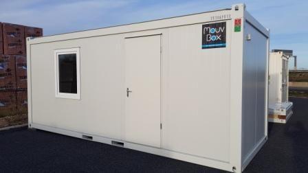 Basic Line - construction modulaire - bungalow bureau - algeco