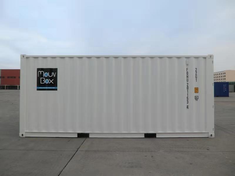 vente de container maritime - mouvbox france