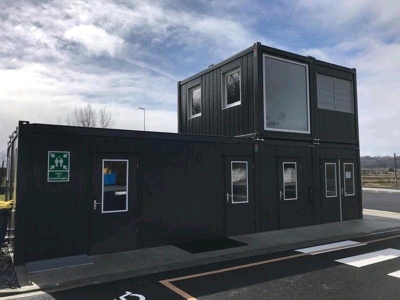 constructions modulaires - bureaux prefabriques