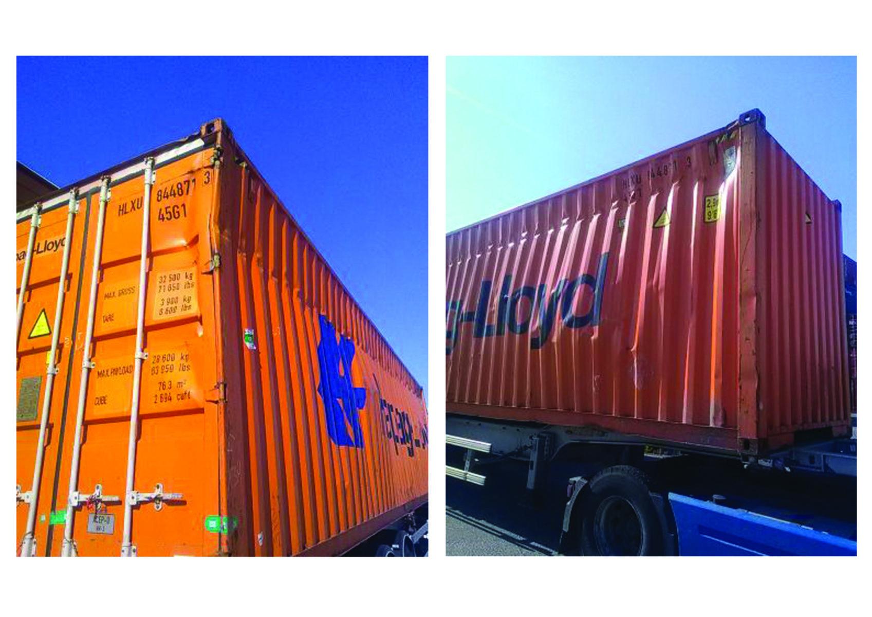 Promo container Classe C