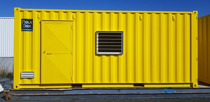 container-maritime-jaune