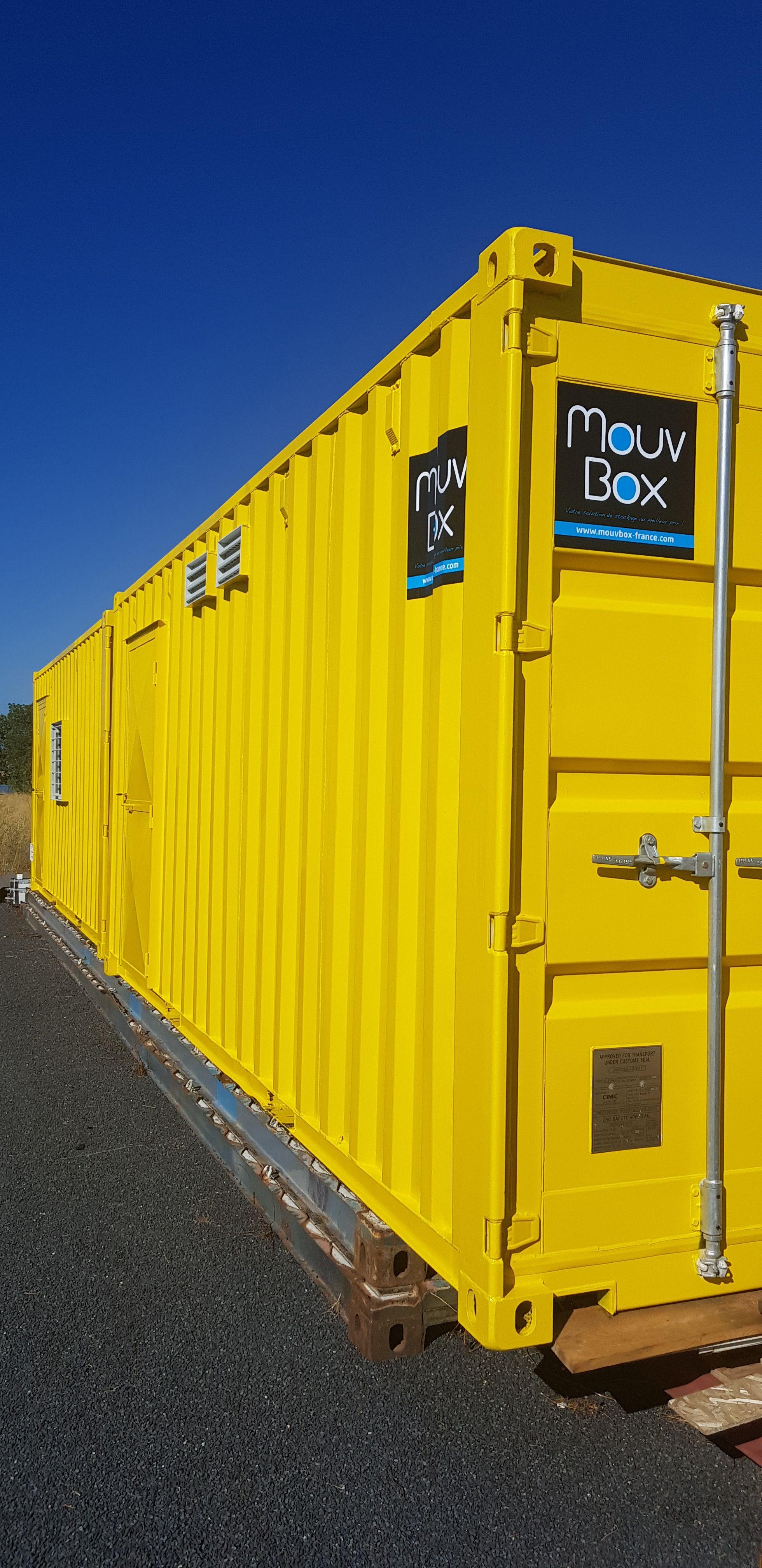 conteneur maritime mouvbox