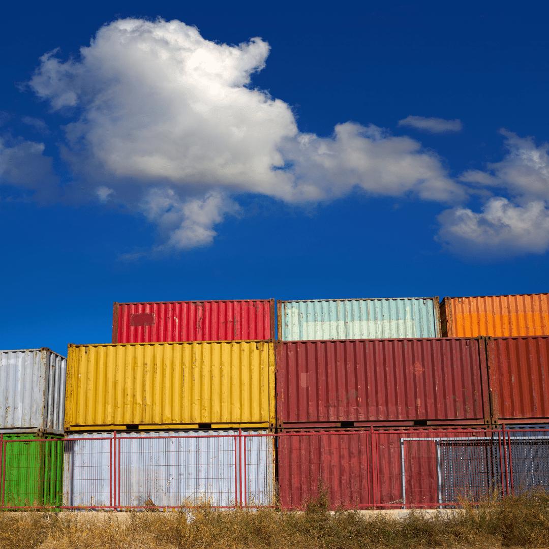 fournisseur conteneurs maritimes
